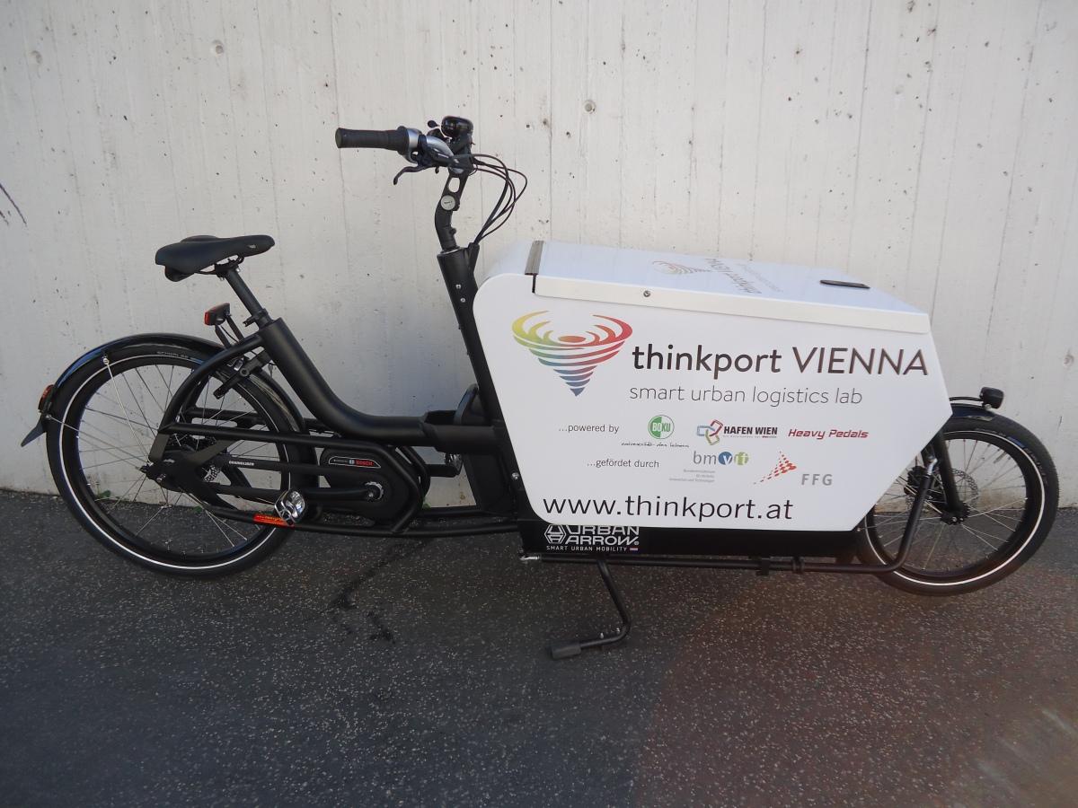 Facilitating cargo bikes for sustainable urban last-mile distribution